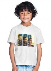 T-Shirt Boy Libertadores Trio Bostero