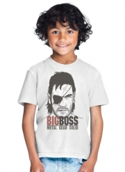 T-Shirt Boy Metal Gear Solid V: Ground Zeroes