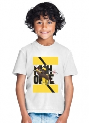 T-Shirt Boy Michonne - The Walking Dead mashup Kill Bill