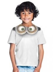T-Shirt Boy minion 3d