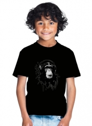 T-Shirt Boy Monkey Business
