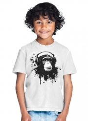 T-Shirt Garçon Monkey Business