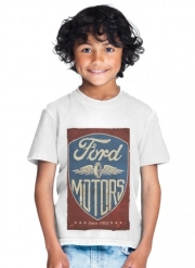 T-Shirt Boy Motors vintage