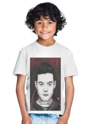T-Shirt Boy Mr.Robot