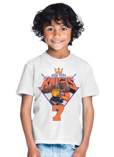 T-Shirt Boy NBA Stars: Carmelo Anthony