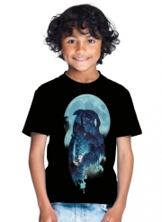 T-Shirt Boy Night Owl