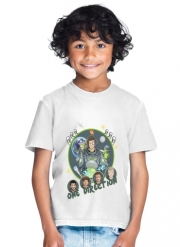 T-Shirt Garçon Outer Space Collection: One Direction 1D - Harry Styles