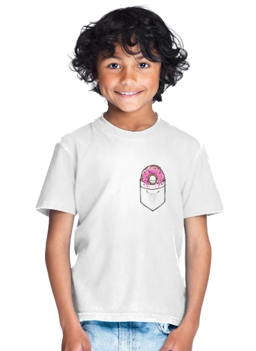 T-Shirt Boy Pocket Collection: Donut Springfield