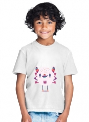 T-Shirt Garçon Puffy Monster