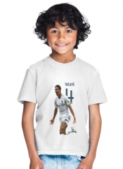 T-Shirt Garçon Raphael Varane Football Art