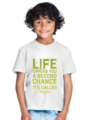 T-Shirt Garçon Second Chance