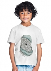 T-Shirt Garçon Shaggy Dog