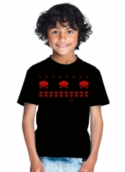 T-Shirt Boy Space Invaders