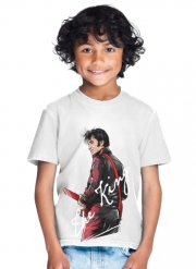T-Shirt Garçon The King Presley