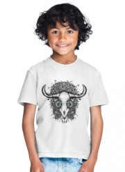 T-Shirt Garçon The Spirit Of the Buffalo