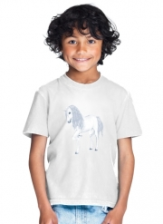 T-Shirt Boy The White Unicorn