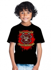 T-Shirt Boy Zombie Hunter