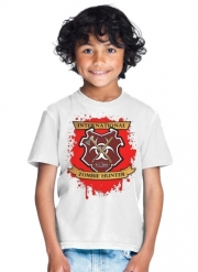 T-Shirt Garçon Zombie Hunter
