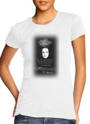 T-Shirt Manche courte cold rond femme 13 Reasons why K7