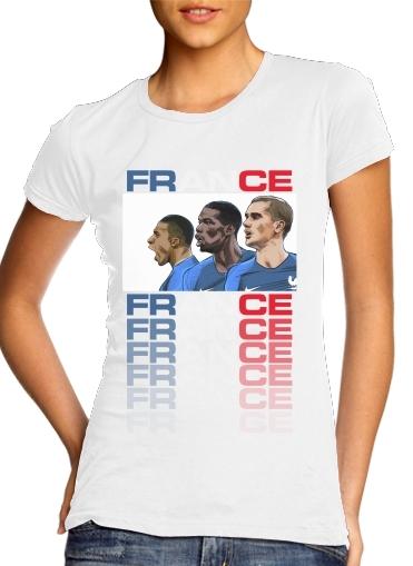 T-Shirts Allez Les Bleus France