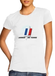 T-Shirt Manche courte cold rond femme Armee de terre - French Army