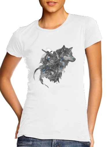 T-Shirt Manche courte cold rond femme artorias and sif