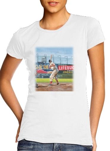 T-Shirts Baseball Painting
