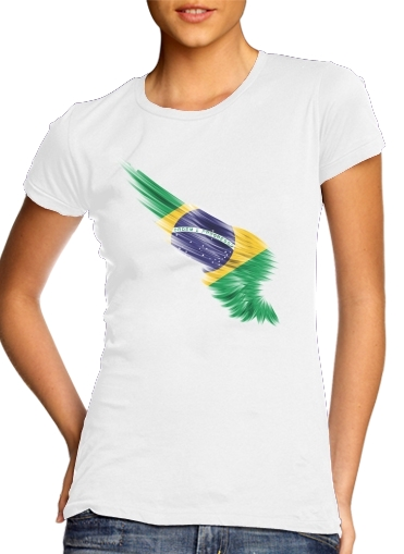 T-Shirts Brazil Trikot Selecao Home