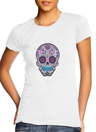 T-Shirts Calavera Dias de los muertos