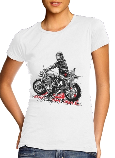 T-Shirts Daryl The Biker Dixon