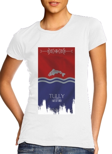 T-Shirts Flag House Tully