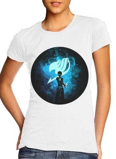 T-Shirts Grey Fullbuster - Fairy Tail
