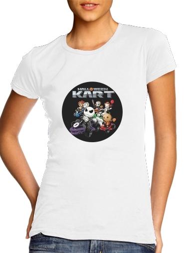 T-Shirts Halloween Kart