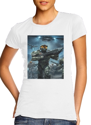 T-Shirts Halo War Game