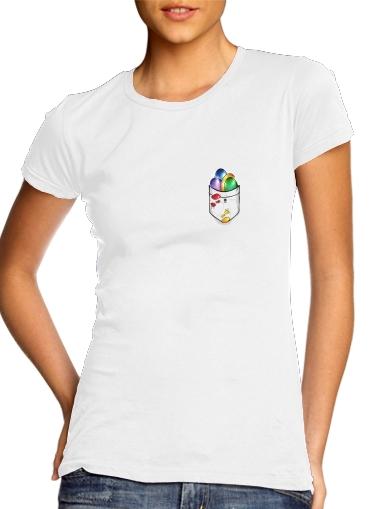 T-Shirts Infinity Gem Power