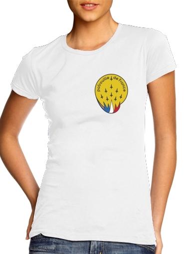 T-Shirts Insigne patrouille de france