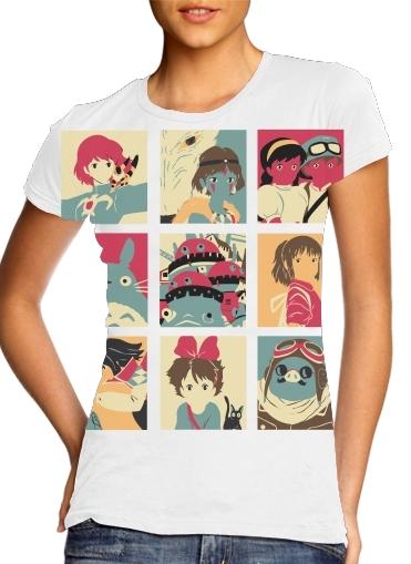 T-Shirts Japan pop