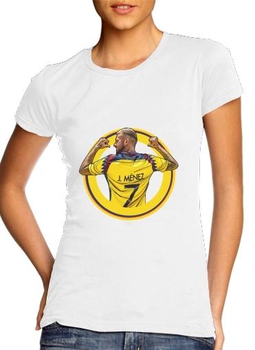 T-Shirts Jeremy Menez America
