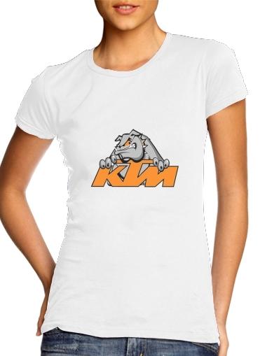 T-Shirts KTM Racing Orange And Black
