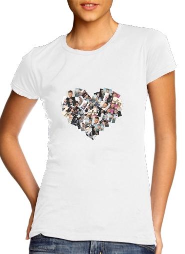 T-Shirts Matt Pokora
