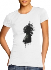 T-Shirt Manche courte cold rond femme Mother Earth