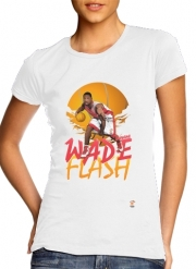 T-Shirt Manche courte cold rond femme NBA Legends: Dwyane Wade