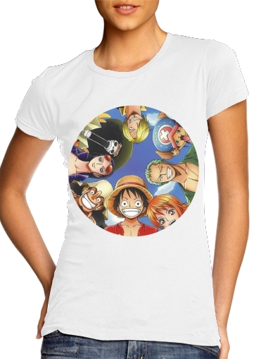 T-Shirts One Piece CREW