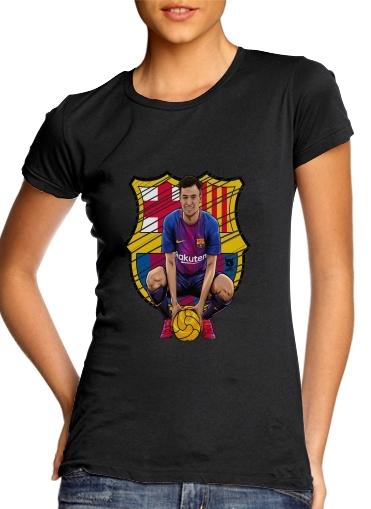 T-Shirts Philippe Brazilian Blaugrana