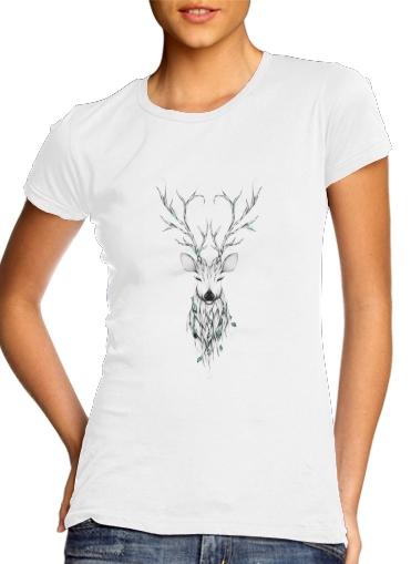 T-Shirts Poetic Deer