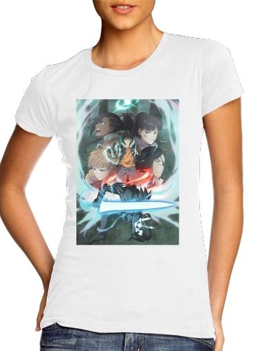 T-Shirts Radiant Art