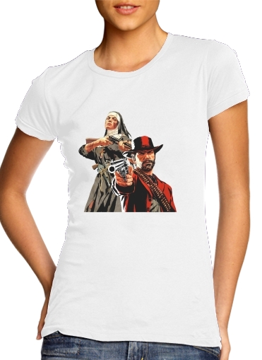 T-Shirts Red Dead Redemption Fanart