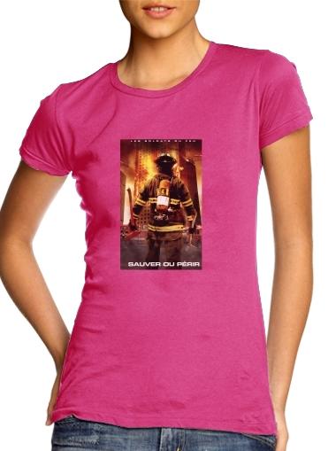 T-Shirts Rette oder vermeide Feuerwehren