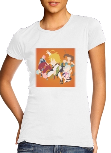 T-Shirts Seven Deadly Sins