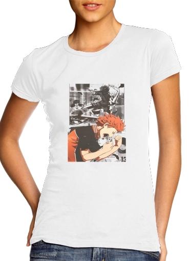 T-Shirts Shoyo Hinata Haikyuu